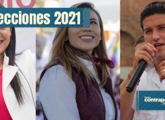 Ellos son los 3 nuevos gobernadores más jóvenes de México