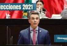 Sergio Mayer fracasó y no logró la reelección con Morena