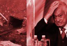 tragedia minera que salpica a Bartletttragedia minera que salpica a Bartlett