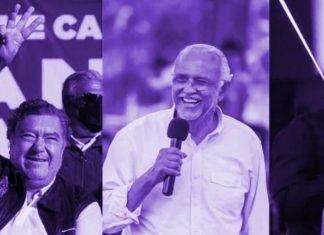 Estos son los candidatos a gubernaturas que más dinero gastaron en campaña