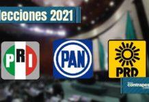 Va por México en congresos locales
