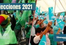 PVEM y Nueva Alianza perdieron el registro
