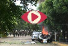 Éxplosión de coche-bomba en Cucúta