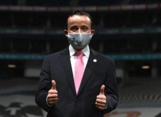 pandemia presidente de la liga MX