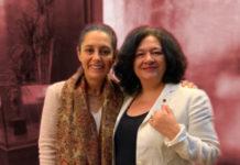 """Florencia Serranía """"No puede irse por la puerta trasera"""": PAN exige investigar a Florencia Serranía"""