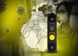 semáforo amarillo Covid-19 CDMX semáforo amarillo