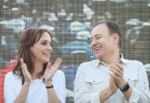 Lilly Téllez felicitó a Alfonso Durazo