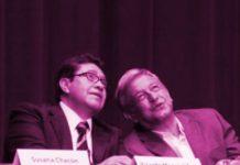 Reformas de AMLO serán difíciles de aprobar: Ricardo Monreal , Conago que fundó Ricardo Monreal