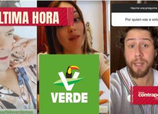 INE ordena retirar campaña de influencers en favor del PVEM, Urgen crear ley que regule a influencers que promocionen partidos políticos