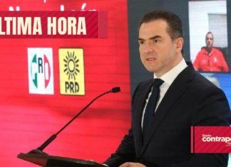 Adrián de la Garza acepta la derrota frente a Samuel García