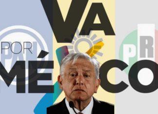 Va por México va contra reformas constitucionales de AMLO,Ni el narco, ni las traiciones de los gobernadores ni AMLO doblegarán la alianza de Va por México