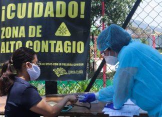 contagios Covid-19 México