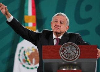 AMLO carta MARIHUANA Tamaulipas influencers AMLO avión presidencial