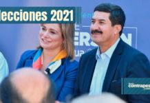 Maru Campos Javier Corral