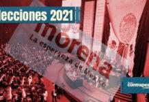 Morena Elecciones