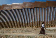 Texas muro México