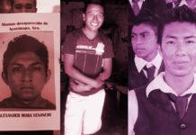 normalistas Ayotzinapa identificados