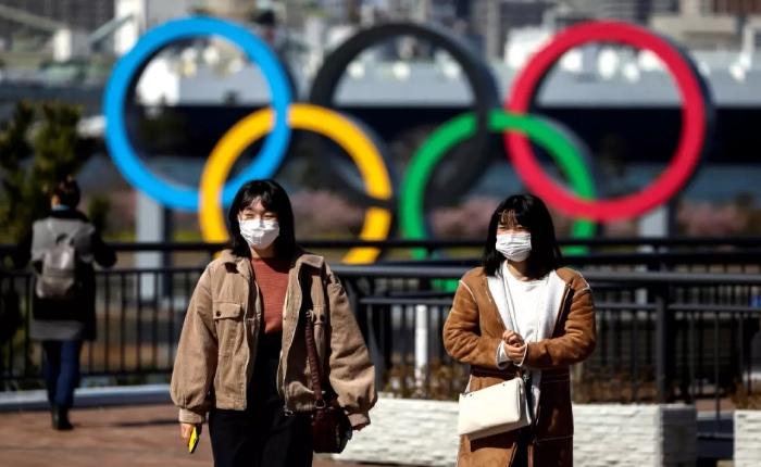 Contagios por Covid-19 rompen récord en Tokio durante los Juegos Olímpicos