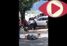 Balacera en Tepic deja dos sicarios muertos