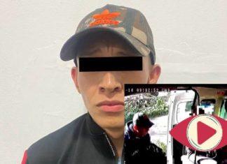 Detienen a ladrón de combis en Nezahualcóyotl