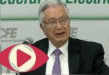 """""""Quítate el bozal"""": Bartlett a reportero que usaba cubrebocas (Video)"""