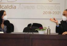 Lía Limón denunció que el alcalde morenista de la Álvaro Obregón se niega a iniciar la transición