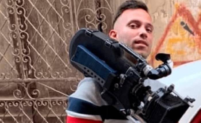 condenó a 1 año de cárcel al fotógrafo Anyelo Troya