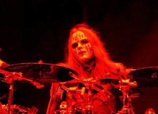 Confirman la muerte de Joey Jordison