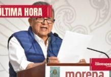 Aprueban desafuero de Saul Huerta