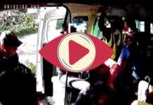 Captan asalto el transporte público de Nezahualcóyotl