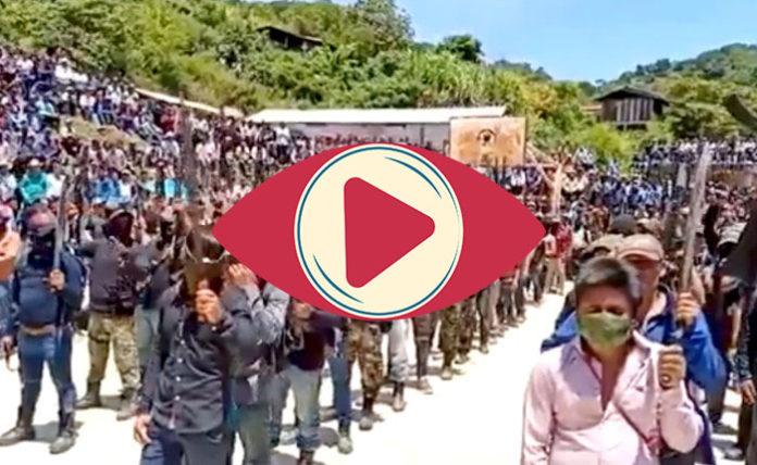 Autodefensas El Machete Pantelhó