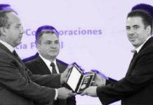 Calderón reaparece Cárdenas Palomino