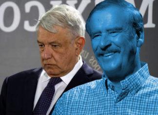 Fox burla AMLO,Las 8 razones para juzgar a AMLO, según Vicente Fox