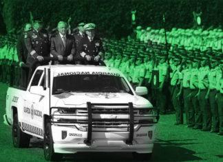 Guardia Nacional contratos empresas