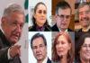 AMLO presidenciables 2024