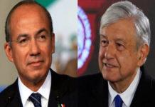 Calderón acusa a AMLO de persecución política