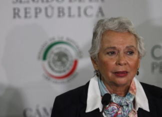 Sánchez Cordero Senado