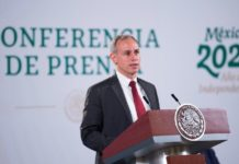López-Gatell reconversión hospitalaria,López-Gatell asegura que en las 32 entidades