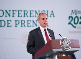 Pandemia por Covid-19 López-Gatell reconversión hospitalaria,López-Gatell asegura que en las 32 entidades