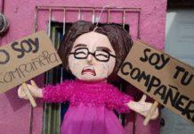 """los demandará,Andra, la """"compañere"""", no demandará a piñatería"""