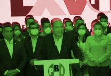 PRI AMLO reforma electoral,Estos son los 16 diputados del PRI que votarán contra la reforma eléctrica de AMLO