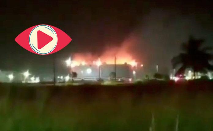 incendio Dos Bocas
