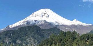 Inegi cambia la ubicación del Pico de Orizaba