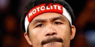 Manny Pacquiao se retira del boxeo para buscar presidencia de Filipinas
