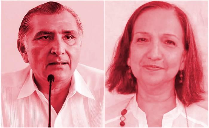 ¿Segob a cambio de contratos millonarios? Adán Augusto dio 4 MDP a empresa de Felipa Obrador