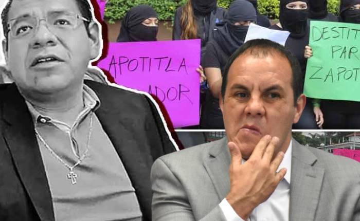 El violador que Cuahtémoc Blanco protegió