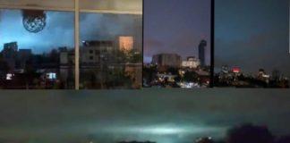 luces sismo