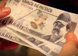 """""""narcobilletes"""" de """"El Mayo"""" Zambada"""