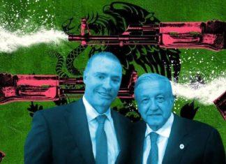 """""""Narco gobernador"""", en lugar de diplomático de carrera"""