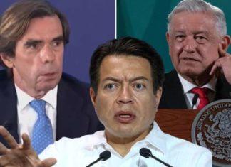 Morena sale en defensa de AMLO tras burlas del expresidente de España